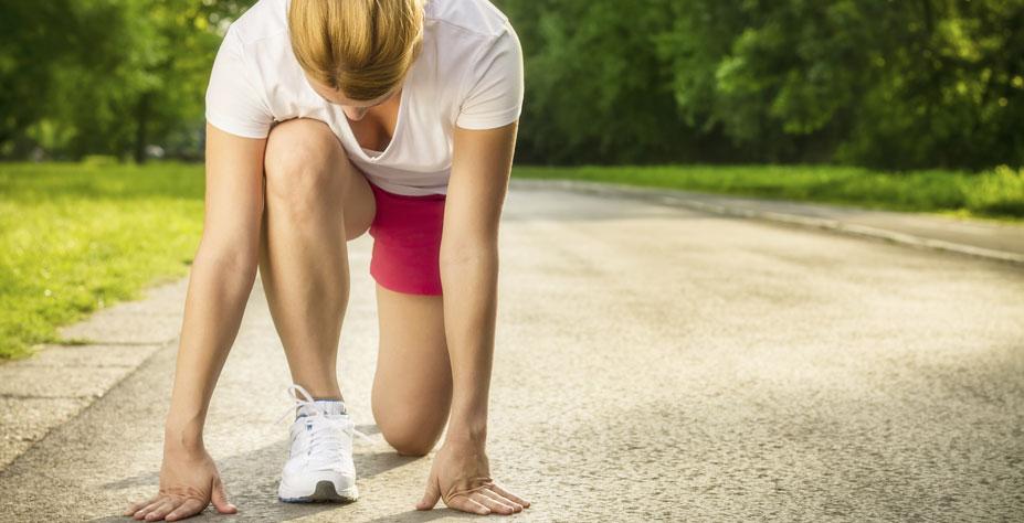 La course à pied après une blessure
