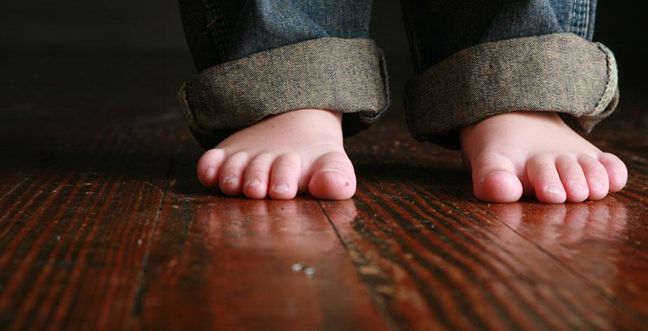 Le pied plat chez l'enfant - Ce qu'il faut connaître